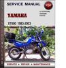 Thumbnail Yamaha XT600 1983-2003 Factory Service Repair Manual Download PDF