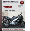 Thumbnail Yamaha YZF600 1995-2000 Factory Service Repair Manual Download PDF